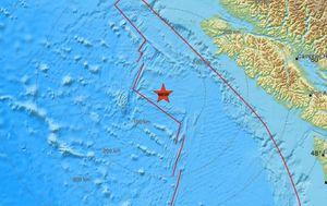 Potres u Kanadi (Foto: EMSC)