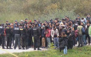 Granična policija BiH zaustavila migrante (Foto: Dnevnik.hr)