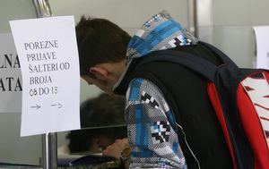 Porezne prijave, ilustracija (Foto: Goran Jakus/PIXSELL)