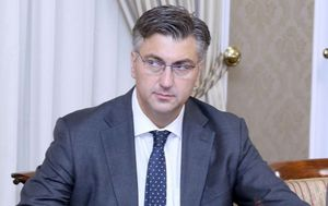Premijer Andrej Plenković (Foto: PIXSELL/Patrik Macek)