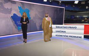 Katarina Alvir o utjecaju i položaju Saudijske Arabije na međunarodnoj sceni (Foto: Dnevnik.hr) - 2