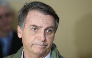 Predsjednik Brazila Jair Bolsonaro (Foto: AFP)