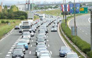 Gužva na autocesti/Ilustracija (Foto: Petar Glebov/PIXSELL)