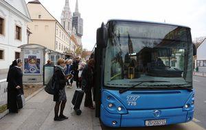 Autobus ZET-a/Ilustracija (Foto: Matija Habljak/PIXSELL)