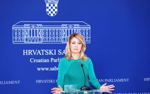 Milanka Opačić (Foto: Patrik Macek/PIXSELL)