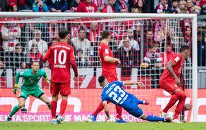 Sargis Adamjan zabio Bayernu (Foto: Matthias Balk/DPA/PIXSELL)