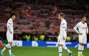 Tuga Tottenhama (Foto: AFP)