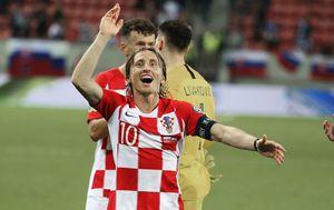 Luka Modrić (Foto: Davor Javorović/PIXSELL)