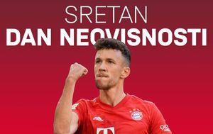 Bayern čestitao Hrvatima Dan neovisnosti (Foto: Facebook/Bayern)