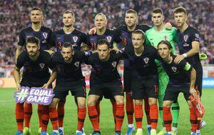 Hrvatska nogometna reprezentacija (Foto: Igor Šoban/PIXSELL)