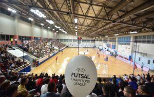 Futsal Liga prvaka u Makarskoj (Foto: Novo vrijeme Apfel Facebook)