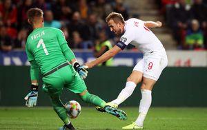 Kane u akciji protiv Češke (Foto: Nick Potts/Press Association/PIXSELL)