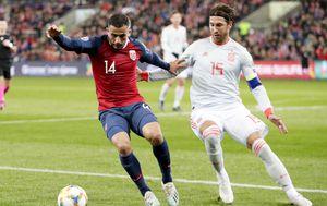 Norveška - Španjolska (Foto: AFP)