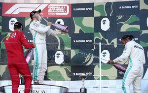 Valtteri Bottas pobjednik VN Japana (Foto: AFP)