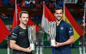 Mate Pavić i Bruno Soares (Foto: AFP)