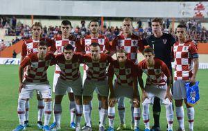 Hrvatska U-21 nogometna reprezentacija (Foto: Hrvoje Jelavic/PIXSELL)