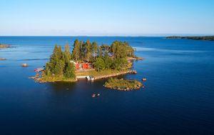 Privatni otok Gåshakäret u Švedskoj - 4