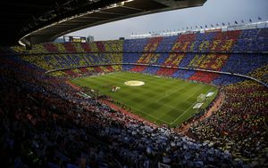 Camp Nou (Foto: AFP)