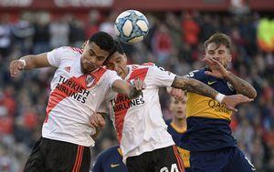 Detalj s utakmice Boca Juniors - Rover Plate (Foto: AFP)