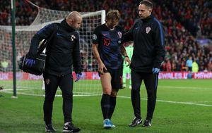 Luka Modrić (Foto: James Wilson/Press Association/PIXSELL)