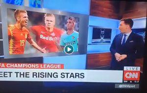Dani Olmo na CNN-u (Screenshot)