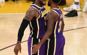 Los Angeles Lakers (Foto: AFP)
