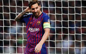 Lionel Messi (Foto: David Klein/Press Association/PIXSELL)