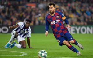 Lionel Messi (Foto: AFP)
