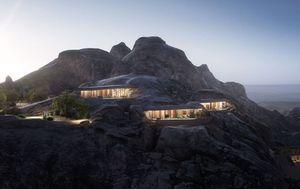 Desert Rock odmaralište, Saudijska Arabija - 4