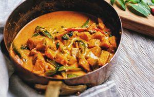 Tajlandski curry