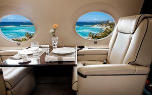 Poslovna klasa u zrakoplovu