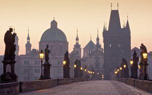 Karlov most, Prag, Češka - 4