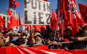 Prosvjedi u Moskvi 1 (Foto: AFP)