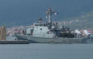 Danas je ispraćen prvi hrvatski brod koji će sudjelovati u NATO operacijama (Foto: Dnevnik.hr) - 5