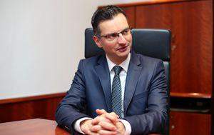Marijan Šarec mandatar Slovenske Vlade (Foto: Matija Habljak/PIXSELL)