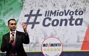 Luigi Di Maio, talijanski ministar rada i industrije (Foto: AFP)