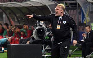 Prosinečki na klupi BiH (Foto: AFP)