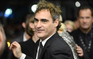 Joaquin Phoenix (Foto: Getty Images)