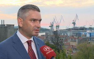 Ivana Brkić Tomljenović razgovara s gradonačelnikom Pule Borisom Miletićem o Uljaniku (Video: Dnevnik Nove TV) - 3