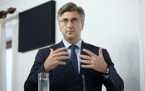 Andrej Plenković (Foto: Nel Pavletic/PIXSELL)