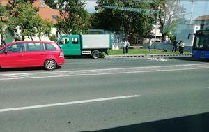 Prometna nesreća u Podsusedu 1 (Foto: Čitatelj)