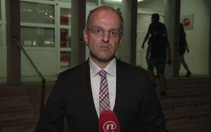 Mislav Bago o političkoj krizi u SDP-u (Foto: Dnevnik.hr)