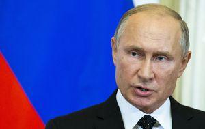 Vladimir Putin (Foto: Alexander Zemlianichenko / POOL / AFP )
