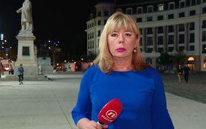 Ivana Petrović iz Bukurešta o sastanku Inicijative triju mora (Foto: Dnevnik.hr)
