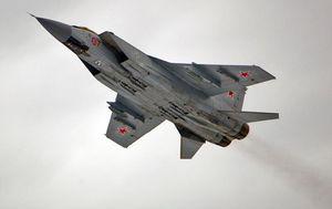MiG-31 (Foto: Ministarstvo obrane Rusije)