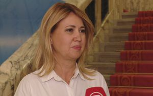 Milanka Opačić, bivša SDP-ova zastupnica (Foto: Dnevnik.hr)
