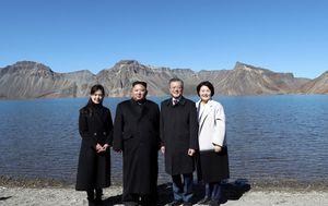 Susret vođa dviju Koreja (Foto: AFP)
