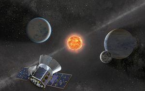 TESS promatra planete (Foto: NASA\'s Goddard Space Flight Center)