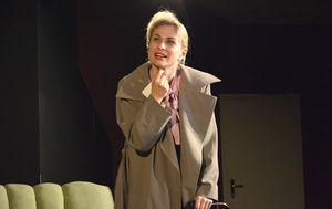 Ana Vilenica u predstavi Duet za jednog (Foto: Damir Spehar/PIXSELL)