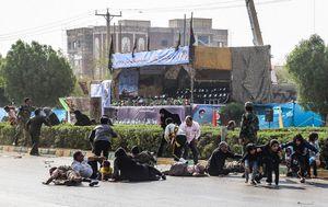 Napad u Iranu 1 (Foto: AFP)
